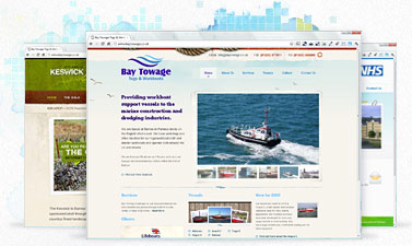 Websites we have designed