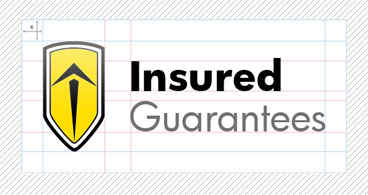 Insured Guarantees Logo design